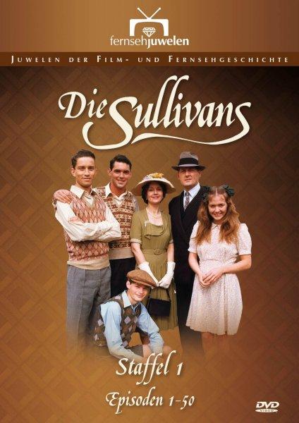 [Amazon-Prime]Die Sullivans - Staffel 1 (Folge 1-50) (Fernsehjuwelen) [7 DVDs]