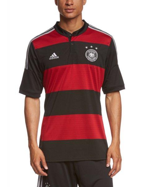 (AMAZON) Adidas Herren Trikot DFB Deutschland 3 Sterne Auswärts ab 33,68