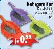 [Roller] Kehrgarnitur mit Handfeger und Kehrschaufel für 0,99 Euro