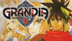 [Humble Store]&[Steam] Grandia II Anniversary Edition