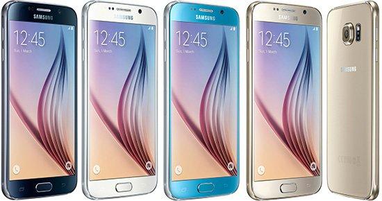 Samsung Galaxy S6 (32GB) + Samsung Galaxy Tab 4 zusammen für 556 € statt 640 €, @getgoods
