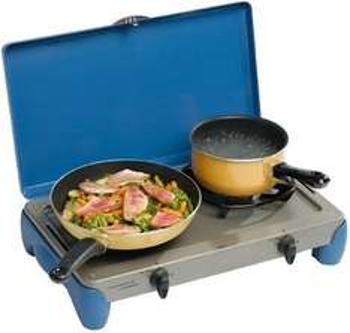 [Redcoon HotDeal] Campingaz / 2-Flammkocher Camping Kitchen Stopgaz für 43.49€ inc.Versand