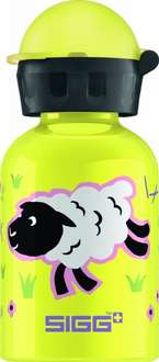 (Amazon) Sigg Trinkflasche Farmyard Sheep, Gelb, 0.3 Liter, 8440.60