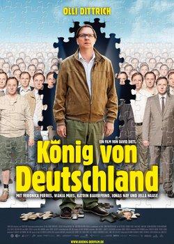ZDF Mediathek Kinofilm : König von Deutschland  - Olli Dittrich Film im Stream  ( bis 27.8.2015)