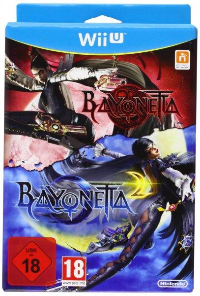 (Wii U) Bayonetta 1 + 2 Special Edition für 38,40 € Amazon Spanien