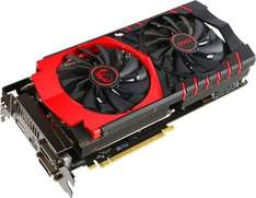 MSI R9 390X Gaming 8G, Radeon R9 390X, 8GB GDDR5  353,73 @ urano-shop.de