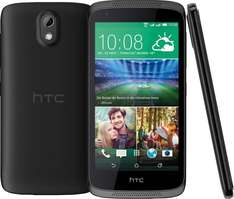 HTC Smartphone Desire 526G Stealth Black bei Penny