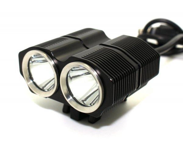 ECHTPower Fahrrad LED Licht auf Amazon 10 Euro Gutschein / Preis 33,99 Euro