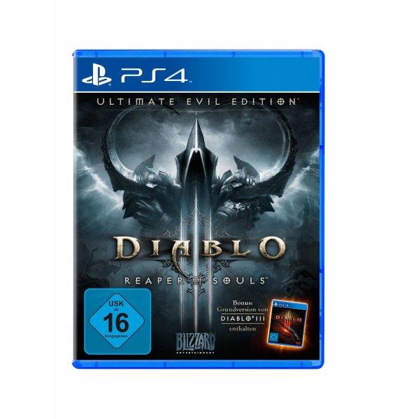 Diablo III - Ultimate Evil Edition PS4 @ Amazon