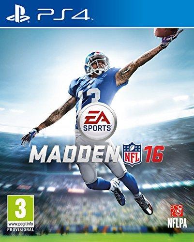 [PS4] MADDEN NFL 16 ab sofort für 39 € im kanadischen PS-Store