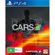 [Amazon] Project Cars PS4/XBOX ONE