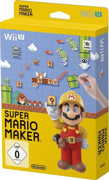 [Conrad] Super Mario Maker (Wii U) für 39,44€