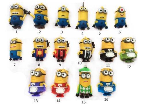 Verschiedene Minions Usb Sticks für 3,27€ 4,37(NEUER PREIS) @eBay