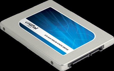 [lokal Dortmund TU] SSD Crucial BX100 250 GB