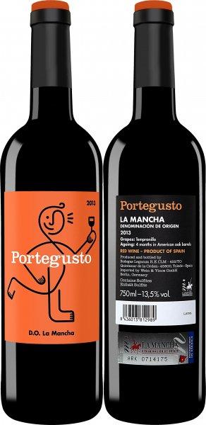 18 Flaschen 2013er Portegusto (Tempranillo) & 1 Flasche 2014er Intuición (Godello) für €50,67 bzw. €2,67 (pro Flasche) [@Vinos.de]