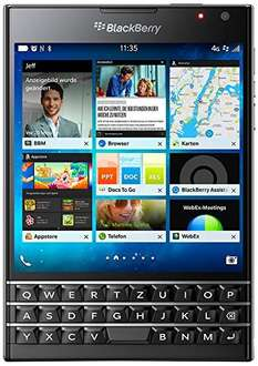 BlackBerry Passport bei Amazon Blitzangebote