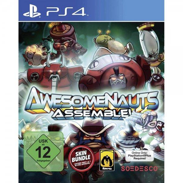 Awesomenauts: Assemble! (PS4) für 17,94€ @Conrad
