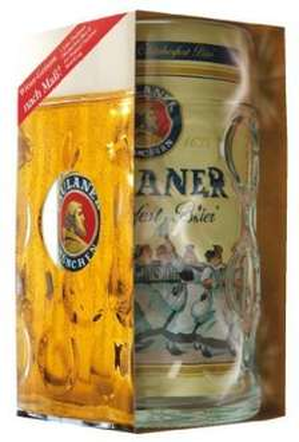 [Kaufhof Bundesweit] Paulaner Oktoberfestbier (1 L) mit Maß für 3,99+Pfand