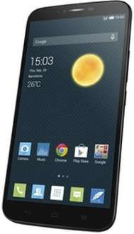 [NBB] Alcatel One Touch Hero 2 LTE (6'' FHD IPS, 2,0 GHz Octacore, 2GB RAM, 16GB intern, integrierter Digitizer, NFC, 3100 mAh) für 199,89€