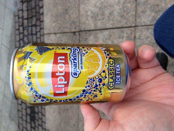Gratis Ice Tea inkl. 25c Pfand (Leipzig)