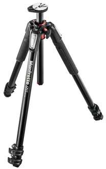 Manfrotto MT055XPRO3 Aluminium Stativ für 137,14 € @Amazon.fr