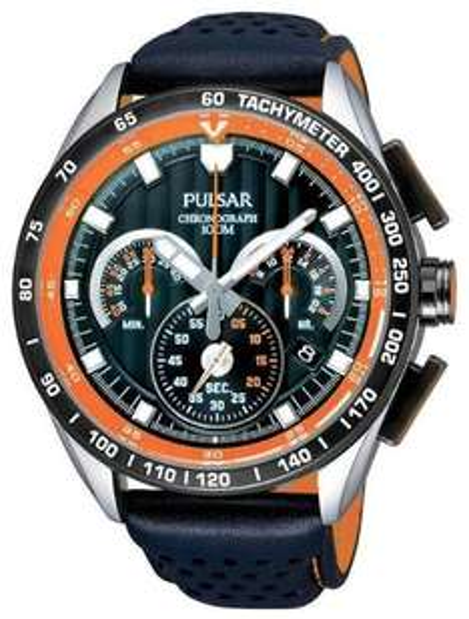 [Amazon Marketplace + Amazon] Pulsar Sport PU2071X1 Herren Chronograph mit Lederarmband für 108,43€ incl.Versand!