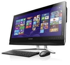 "Lenovo B750 29"" All in One PC mit 2560 * 1080 Display, Core i7, 2 TB SSHD, 8 GB RAM, Blu-Ray-Brenner,... für 999,01 € @ Amazon.de"
