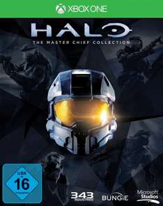 (LOKAL) XBOX ONE HALO Master Chief Collection