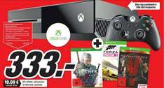 (Mediamarkt Berlin) Xbox One 500GB + The Witcher 3 + MGS: Phantom Pain + Forza Horizon 2 nur 333€