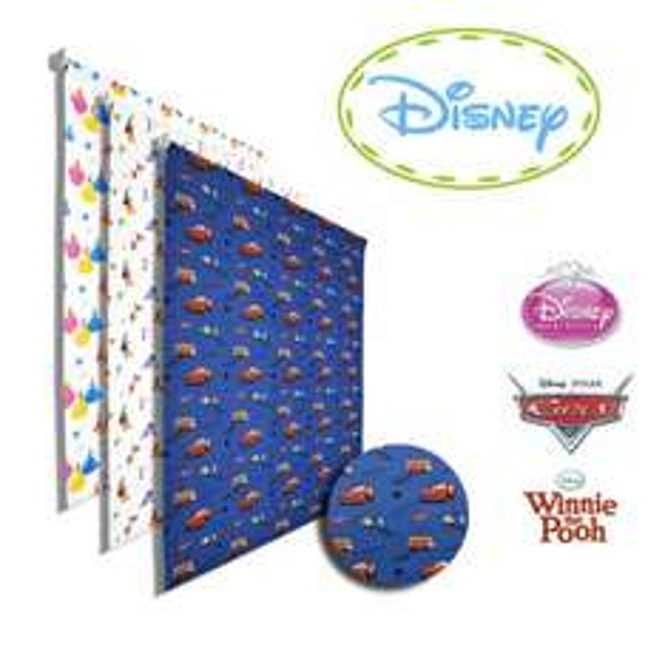 [eBay] Disney Kinderrollos Verdunklungsrollos 80 - 160 x 175cm [14,99€]