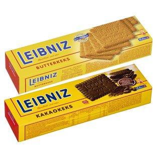 Leibnitz Butterkeks & Schoko 0,79 Euro 200g Packung - das Original bei Real