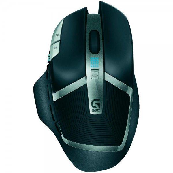 Logitech G602 Wireless Gaming Maus für 43,45€ @Conrad.de
