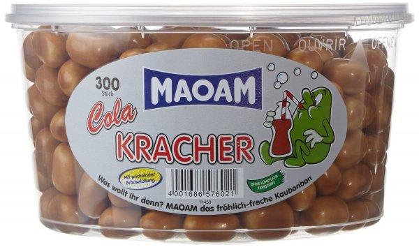 [Amazon/ Preisfehler!?] Haribo Maoam Cola Kracher 300St. / 1,2kg
