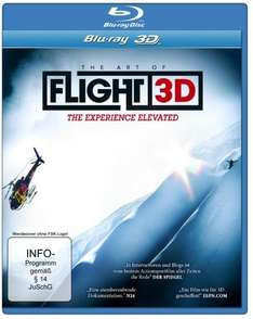 The Art of Flight 3D - The Experience Elevated [Blu-ray 3D] für 7,99€ @Amazon.de (Prime) oder Saturn bei Abholung