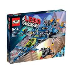 LEGO Movie - 70816 Bennys Raumschiff