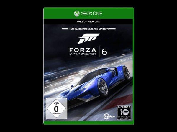 [Saturn.de] Forza Motorsport 6 für XBOX One + WD My Passport X 2TB zusammen ab 129€