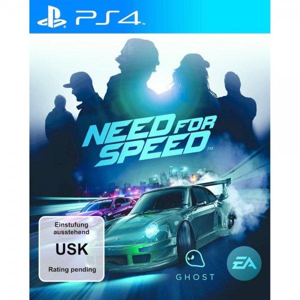 (PS4) Need for Speed 2015 (Vorbestellung) 52,49€ statt 69,99 durch NL-Gutschein + Rabattaktion (insg. -25%) @Conrad