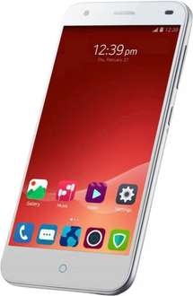 "[Amazon IT] ZTE Blade S6 (5"" IPS HD, Dual-SIM; LTE; Snapdragon 615) im Bitzdeal - ca. 50 € Ersparnis"