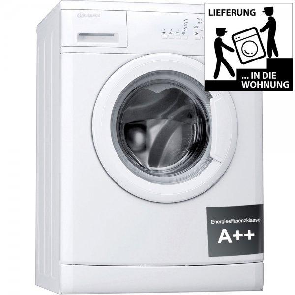 BAUKNECHT WA 74-2 SD Waschmaschine Frontlader 7 kg EEK: A++ 1400U/min, 299,- EUR @ ebay