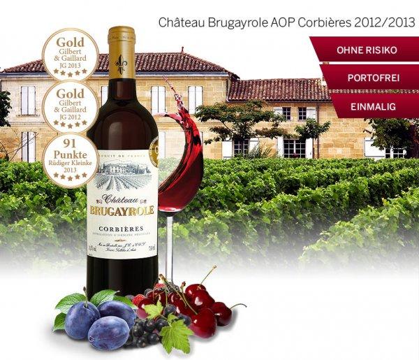 [Ebrosia Weinversand] 1 Flasche GRATIS Wein im Wert von 13,69 + versandkostenfrei