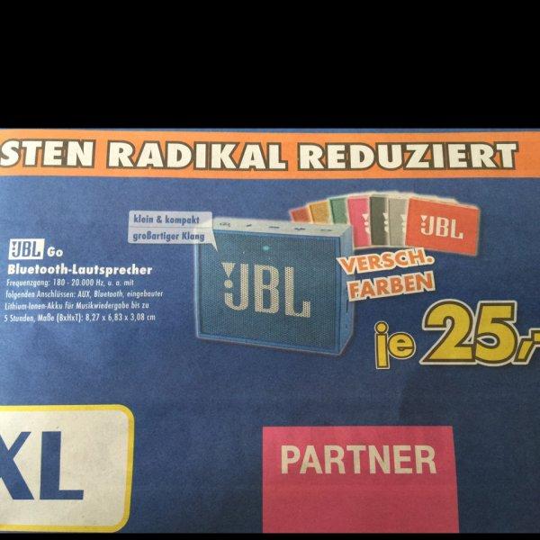 JBL Go Bluetooth Lautsprecher | 25,00€ | Euronics XXL Bücker