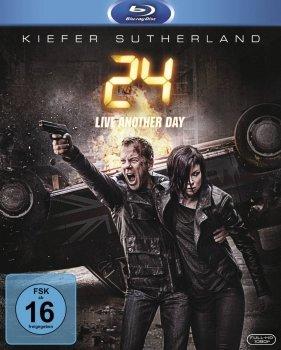 [Blu-ray] 24 Live Another Day: Season 9 u.v.m. @ Alphamovies