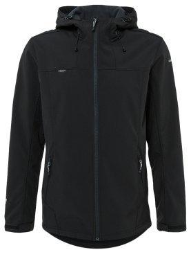 Softshelljacke Sigur von Icepeak in schwarz für 33,95€ @Zalando Sale