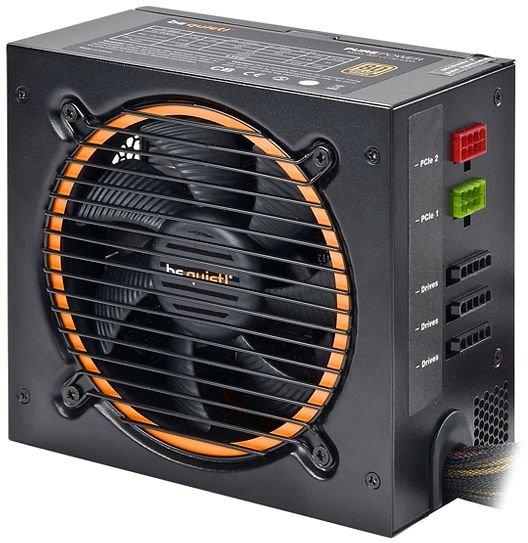 be quiet! Pure Power L8-CM 530W ATX 2.31 für 63,79€ bei Digitalo