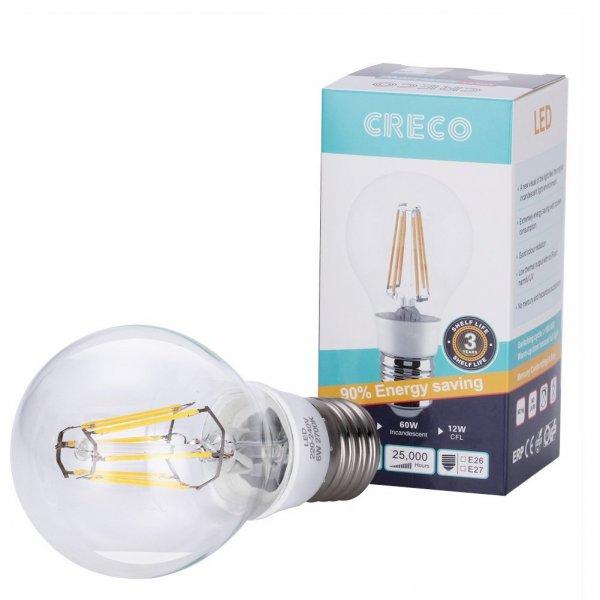 [Amazon] 6W LED Fadenlampe E27 (mit Prime 7.99€)