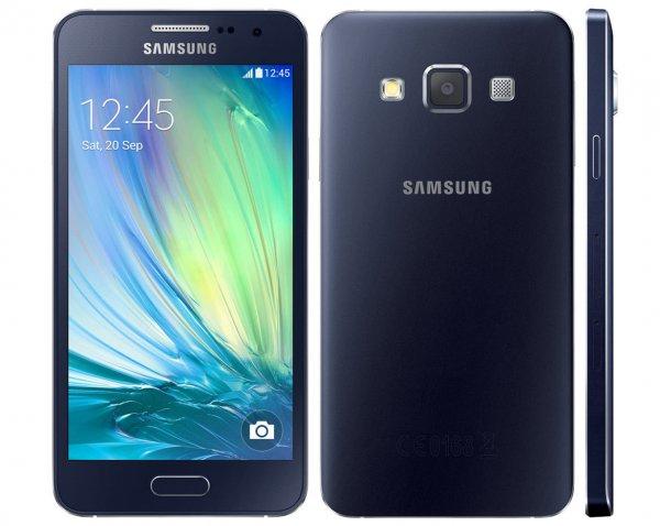 (Saturn Bundesweit TV-Werbung, Radio & Online) Samsung Galaxy A3 Smartphone 16GB ab 154€ bei Nutzung des 5€ Newslettergutscheins & Abholung im Markt