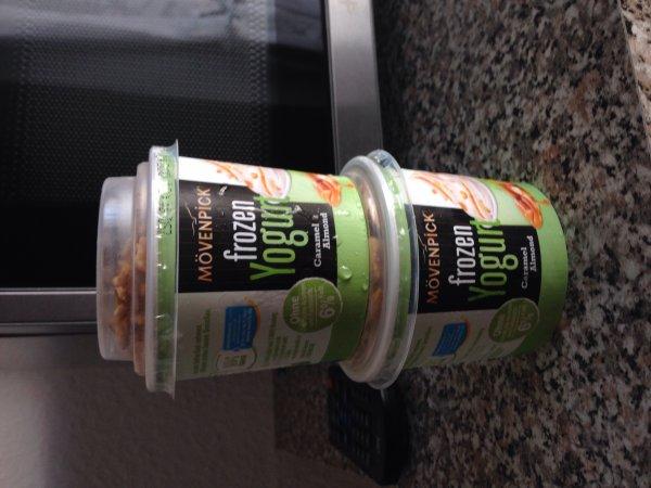 2x Mövenpic Frozen Yogurt im Kaufland HD-Pfaffengrund
