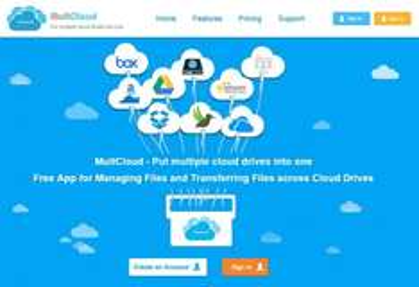 Multcloud - Viele Cloud-Dienste unter einem Dach