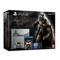 Amazon.fr - PS4 Promo- Aktion -30€ auf Bundles - Limited graue Batman PS4 ~394,45€