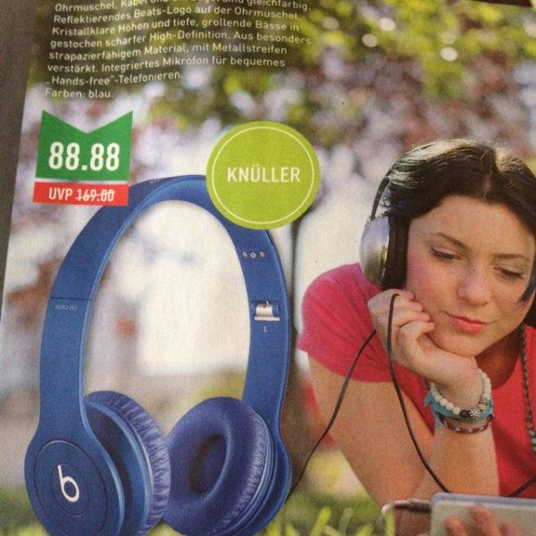 [Lokal/Recklinghausen?] Beats Solo HD Kopfhörer Marktkauf